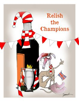 Relish the Red Champs